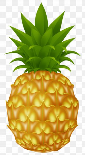 Pineapple Picture - Pineapple Cartoon Clip Art PNG