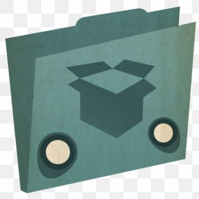Folder Dropbox - Hardware Angle PNG