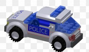 Lego Police - Police Car LEGO Toy PNG