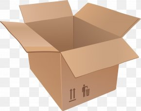 Box - Cardboard Box Mover Packaging And Labeling Paper PNG