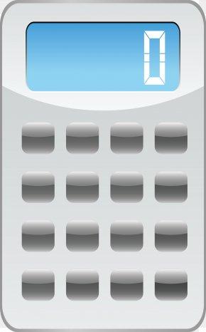 Computer Vector Material - Calculator Computer Graphics PNG
