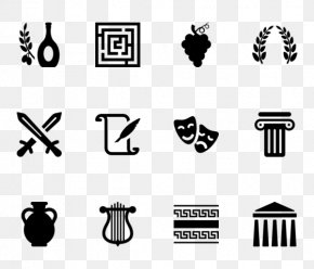 Ancient Time - Photography Icon Design Clip Art PNG