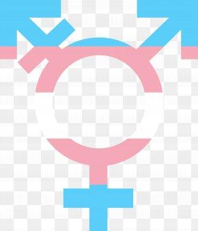 Symbol - Gender Symbol Transgender LGBT Symbols Clip Art PNG