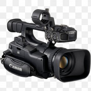 Video Camera Image - Professional Video Camera High-definition Video Zoom Lens PNG
