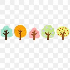 Cartoon Tree - Tree Forest Cartoon Aastarxf5ngad PNG