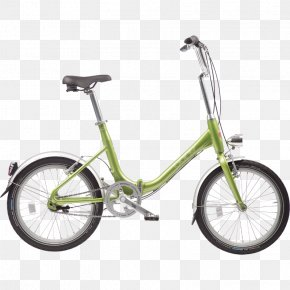 Bicycle - Pony Folding Bicycle Cycling Wheel PNG