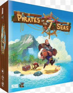 Pirates - Board Game YouTube Mysterium Piracy PNG