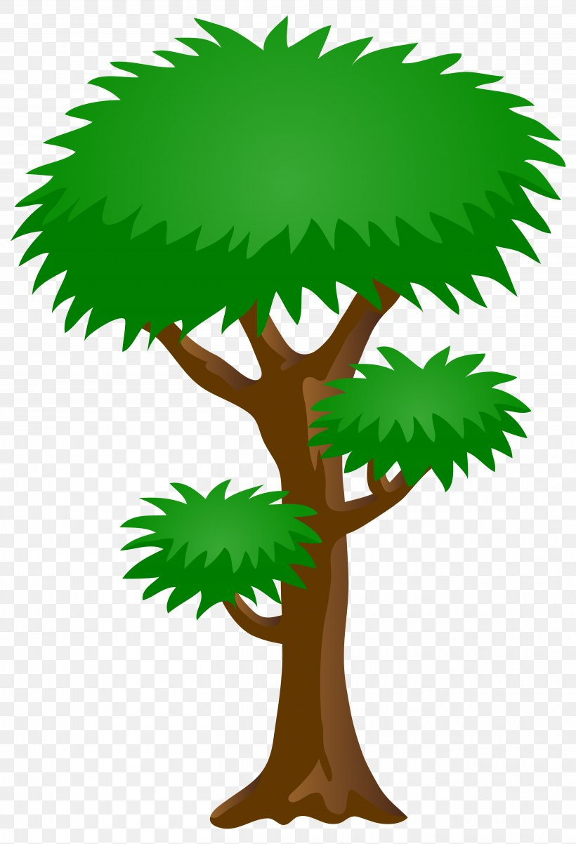 Tree Green Clip Art, PNG, 5455x8000px, Tree, Art, Branch, Clip Art, Document Download Free
