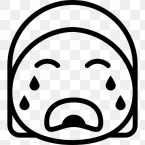 Smiley - Emoticon Smiley Crying Clip Art PNG