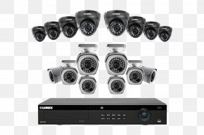 Camera Surveillance - Network Video Recorder Closed-circuit Television IP Camera Lorex Technology Inc Wireless Security Camera PNG