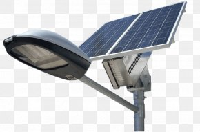 Solar Street Light Solar Lamp LED Street Light PNG