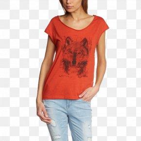 T-shirt - T-shirt Sleeve Esprit Holdings Crew Neck PNG