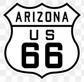 Route - U.S. Route 66 In Arizona U.S. Route 66 In Arizona U.S. Route 80 In Arizona PNG