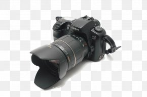 Black Digital Camera - Graduate College, Lancaster Education University PNG
