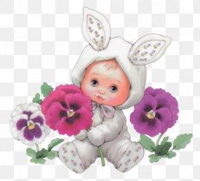 Easter - Easter Bunny Love Resurrection Of Jesus Infant PNG