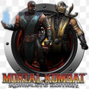 Mortal Kombat - Mortal Kombat X Mortal Kombat 4 Ultimate Mortal Kombat 3 PNG