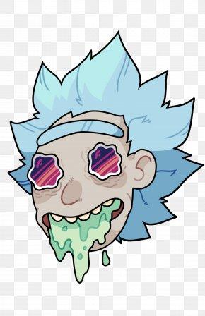 Rick And Morty Clipart - Rick Sanchez Icon PNG