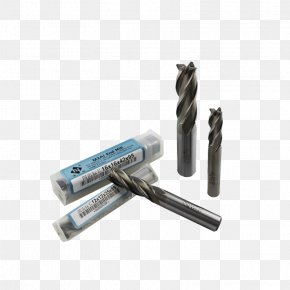 Product Physical Hardware Tools Milling - High-speed Steel Tungsten Milling Cutter End Mill PNG