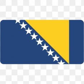 Bosnian - Brand Rectangle Font PNG