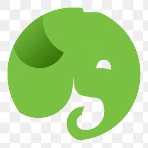 App Evernote - Grass Leaf Text Symbol PNG