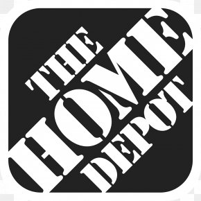 Home Repair - The Home Depot Logo Company Retail PNG