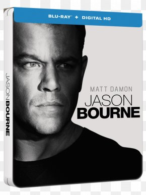 Dvd - Jason Bourne Blu-ray Disc Matt Damon Ultra HD Blu-ray The Bourne Film Series PNG