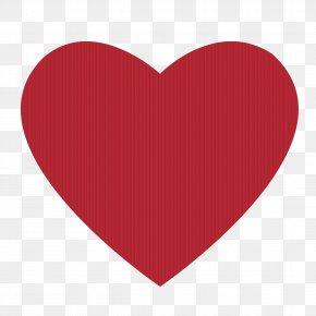 Red Heart - Love Heart Clip Art PNG