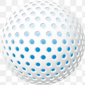 3D Ball - Ball Circle Adobe Illustrator Icon PNG
