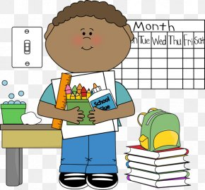 Free Classroom Clipart - Classroom Substitute Teacher Clip Art PNG