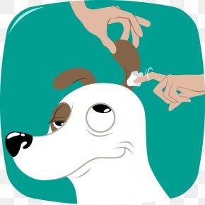 Bien Etre - Coton De Tulear Shih Tzu Ear Canal Puppy PNG
