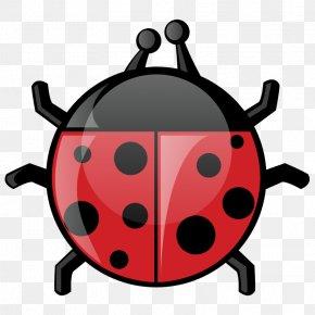 Flying Ladybug Clipart - Beetle Ladybird Clip Art PNG
