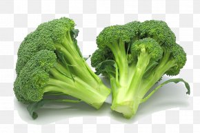 Green Broccoli - Chinese Broccoli Vegetable Broccoli Sprouts Food PNG