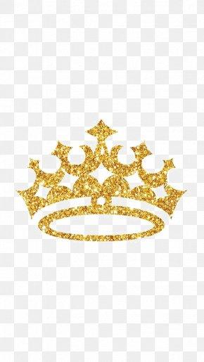 Golden Spot Crown - Crown Wallpaper PNG