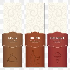 Drink Menu Cover Vector - Menu Drink Hotel Gratis Restaurant PNG
