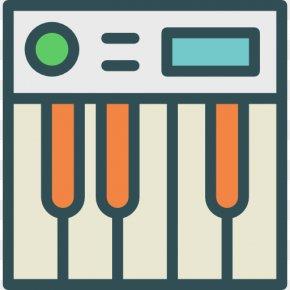Piano - Piano Musical Keyboard Icon PNG