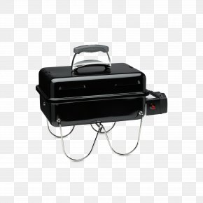Barbecue - Barbecue Gasgrill Weber-Stephen Products Grilling Weber Go-Anywhere Gas Grill PNG