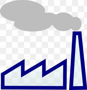 Smog Machine Cliparts - Factory Clip Art PNG