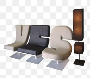 Yes Letter Sofa - Furniture Chair Typography Living Room Couch PNG