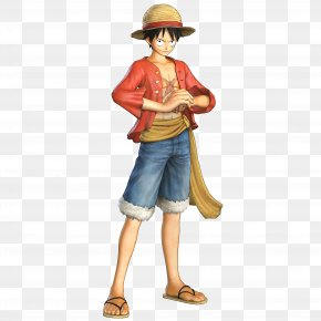 One Piece - One Piece: Pirate Warriors 2 One Piece: Pirate Warriors 3 Monkey D. Luffy Roronoa Zoro PNG