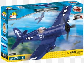 Airplane - Vought F4U Corsair Airplane Cobi Second World War North American P-51 Mustang PNG