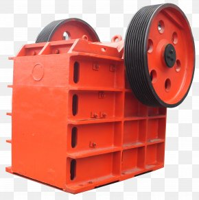 Sky Watercolor - Crusher Machine Jaw Backenbrecher Conveyor Belt PNG