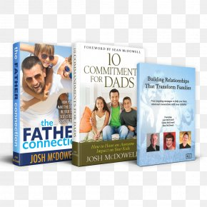 Book - Product 10 Commitments For Dads: How To Have An Awesome Impact On Your Kids Font Book PNG