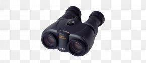 Image-stabilized Binoculars - Image-stabilized Binoculars Image Stabilization Canon IS 10x30 PNG