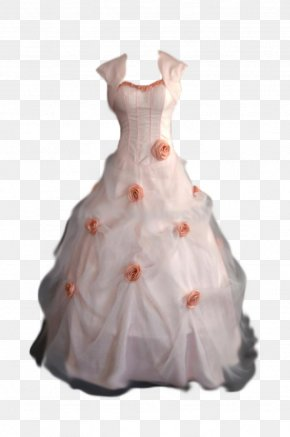 Gown - Wedding Dress Ball Gown Clothing PNG
