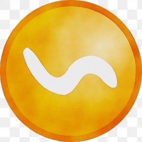 Logo Smile - Yellow Font Design Meter PNG