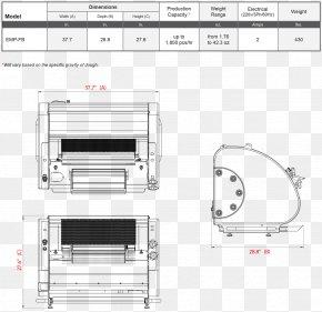 Design - Paper Technical Drawing Automotive Design PNG