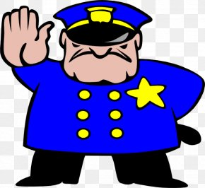 Pictures Of Bad Behavior - Police Officer Free Content Clip Art PNG