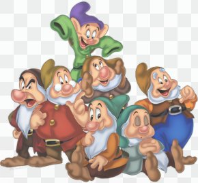 Snow White And The Seven Dwarfs Pic - Snow White Seven Dwarfs PNG