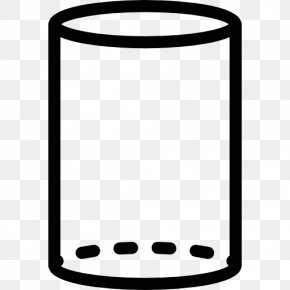 Rectangle Black And White Black PNG