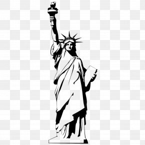 Statue Of Liberty Image - Statue Of Liberty Drawing Clip Art PNG